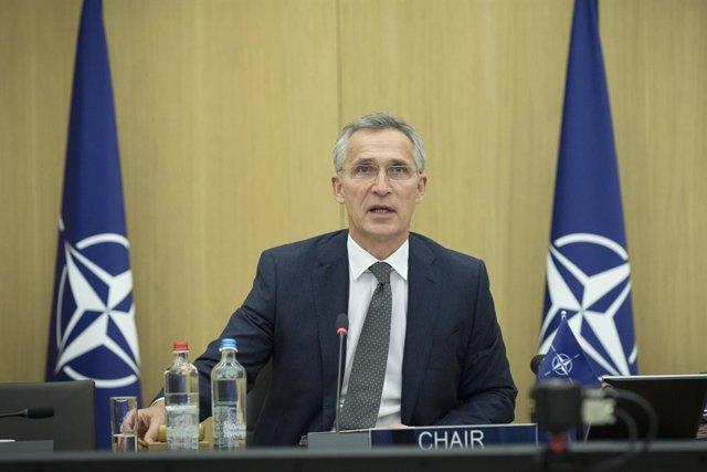 OTAN.- La OTAN retoma la ampliación de su misión de entrenamiento en Irak