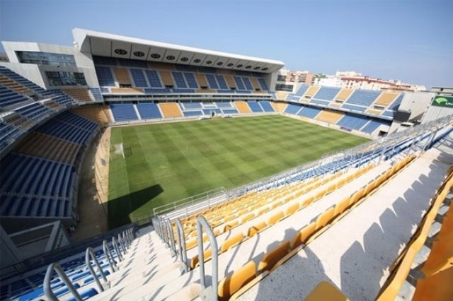 Estadio Carranza del Cádiz C.F.
