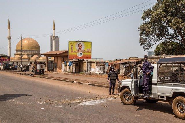 Guinea.- El opositor FNDC convoca protestas indefinidas desde el lunes hasta la