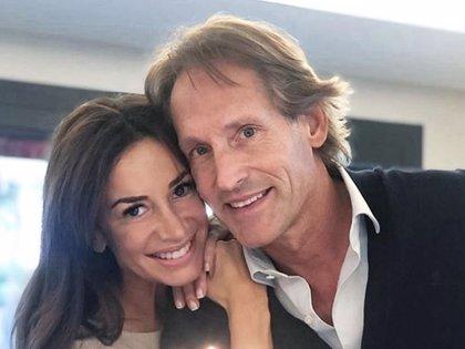 Cecilia Gómez celebra su primer cumpleaños como prometida de Marco Vricella