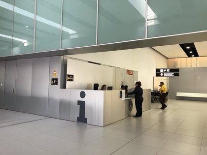 Más de un millón de pasajeros pasó por el Aeropuerto Internacional de la Región de Murcia en 2019