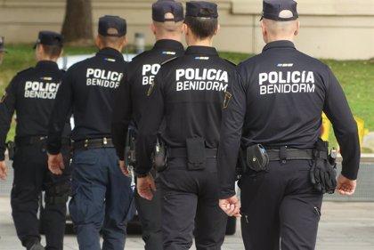 Benidorm despliega un dispositivo policial especial coincidiendo con las fechas de Festes Majors Patronal