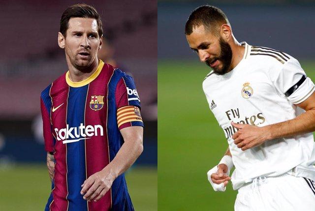 Fútbol/Primera.- Previa del FC Barcelona - Real Madrid
