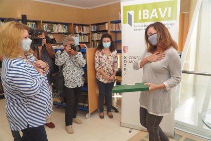 Armengol entrega las llaves de cuatro nuevas viviendas de protección oficial en Sant Lluís