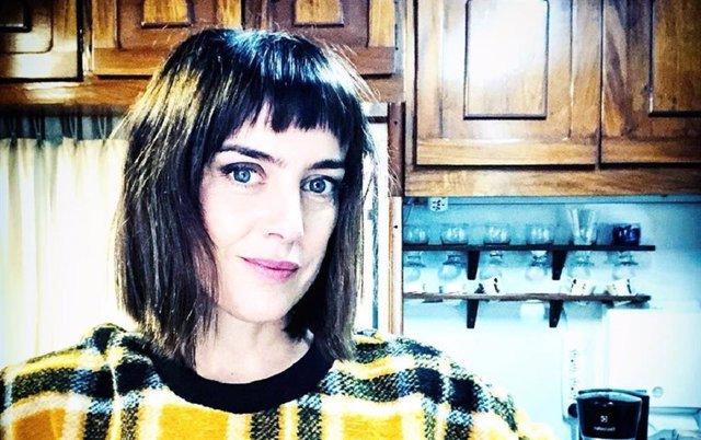La directora y actriz argentina Jazmín Stuart