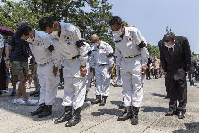 Japón.- Un estudio determinará el impacto en los genes de las bombas atómicas de