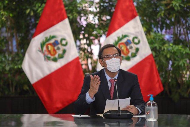 Perú.- El Congreso peruano decidirá el 31 de octubre si habrá una nueva moción d