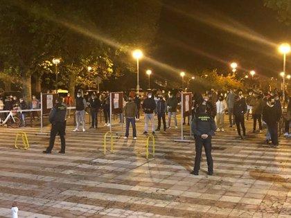 Casi 27.000 personas opositan este fin de semana a las más de 2.100 plazas ofertadas por la Guardia Civil en toda España
