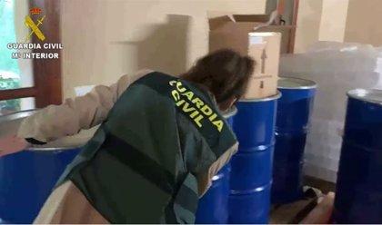 Detenidas dos personas en Ibiza por delitos relacionados con la venta de miel