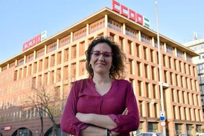 """Nuria López: """"En la crisis de 2010 se hicieron reformas para devaluar el trabajo y ahora se intenta salvar el empleo"""""""
