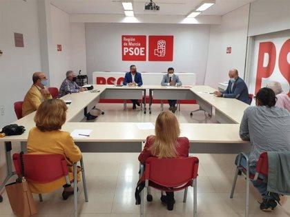 """PSOE y Pro Soterramiento coinciden en que el espacio liberado de las vías """"debe conectar y no para separar otra vez"""""""