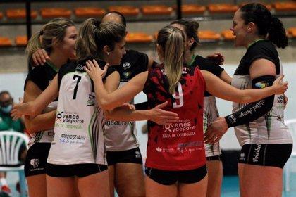 Confinado el Extremadura Arroyo Voleibol de Superliga Femenina 2 tras el positivo de dos jugadoras