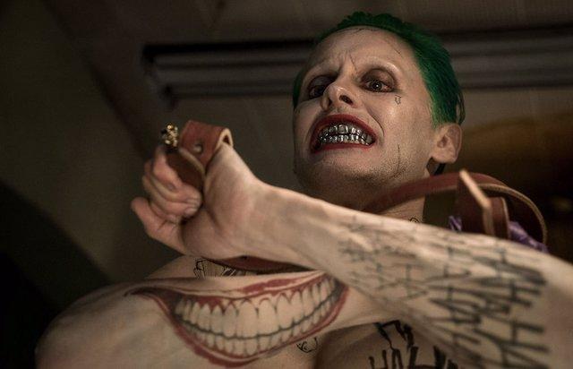 Jared Leto es Joker en Escuadrón Suicida