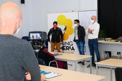 TESA y Filming Almería continúan su Plan de Formación con el taller de 'pitching'