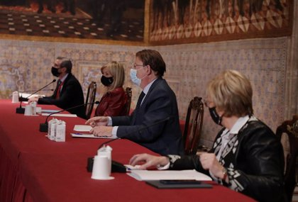 El 'toque de queda' en la Comunidad Valenciana entra en vigor en la madrugada del domingo