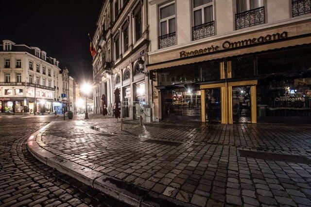 Coronavirus.- Bruselas se suma a las restricciones de Valonia tras registrar un