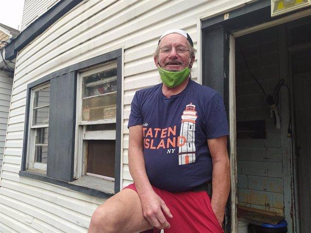 Randy Tirrab, exportador de textiles jubilado