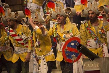 Ayuntamiento de Cádiz solicita a la Junta que cree una línea de ayudas para colectivos que participan en el Carnaval