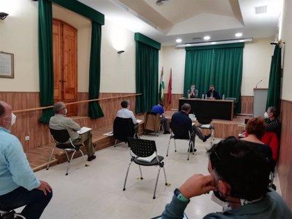 Torrejimeno aborda la política deportiva con el Consejo del Movimiento Ciudadano