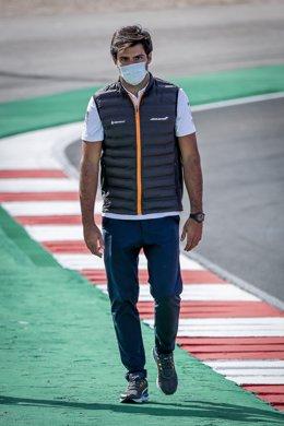 """Fórmula 1/GP Portugal.- Sainz: """"No tenemos ni idea del ritmo del coche"""""""