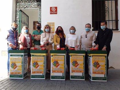 Ayuntamiento de Sevilla colabora con la campaña de recogida de alimentos