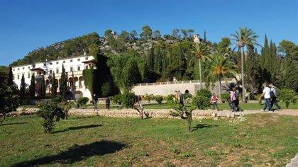 El Consell de Mallorca presenta la guía 'Paisatge i escola' con un taller práctico en Raixa