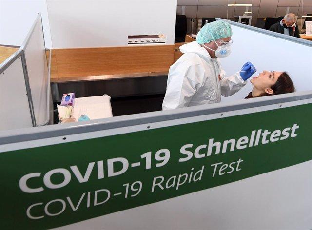 Coronavirus situation in Austria