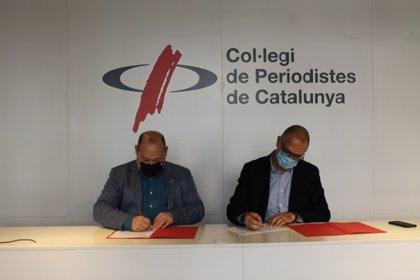 El Col·legi de Periodistes impartirá cursos a personal de la Diputación de Barcelona