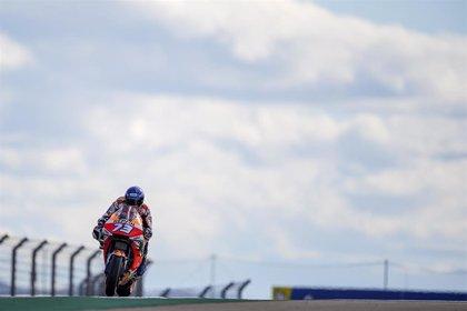 """Álex Márquez: """"Aspiraba a estar en las tres primeras filas, MotoGP es así"""""""