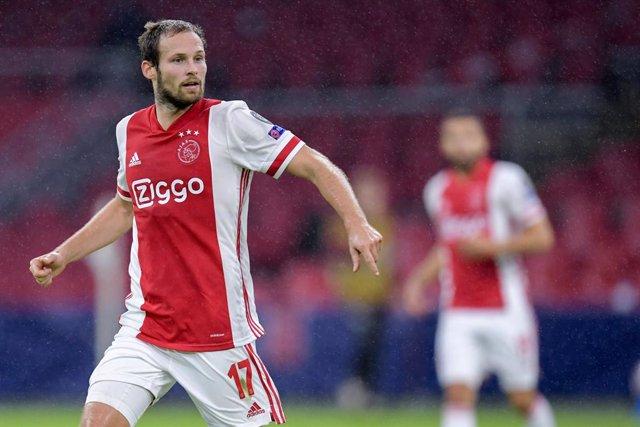Fútbol.- El Ajax logra la mayor goleada en la historia de la Eredivisie al vence