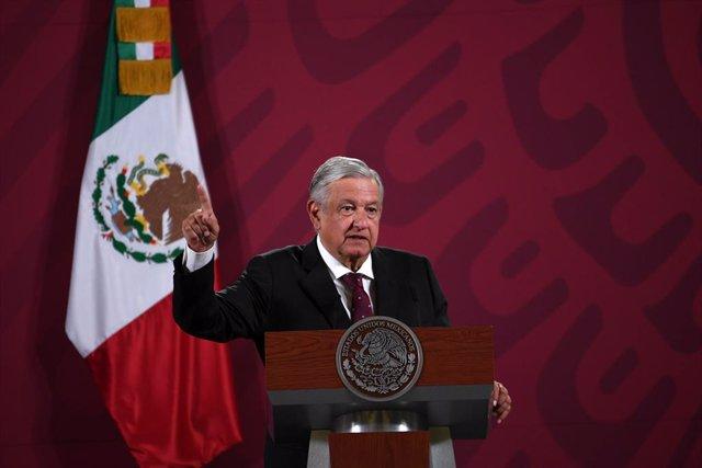 México.- López Obrador desoye las críticas de congresistas estadounidenses y man