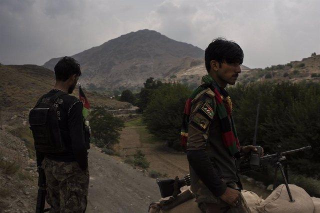 Afganistán.- Fuerzas de seguridad afganas abaten al líder de Al Qaeda en el subc