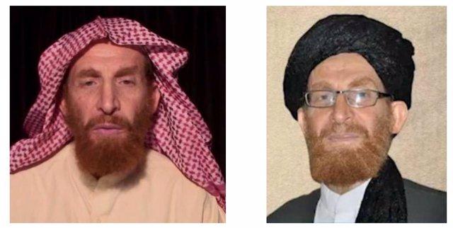 Abu Muhsin al Masri, jefe de medios de la organización terrorista Al Qaeda y, según varios expertos en terrorismo, segundo al mando del grupo