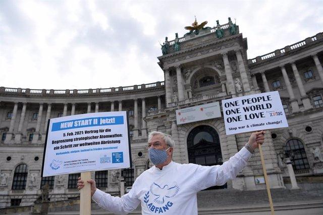 ONU.- El tratado para la prohibición de armas nucleares entrará en vigor en ener