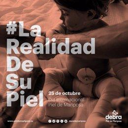 Presentación de la campaña 'La realidad de su piel'.