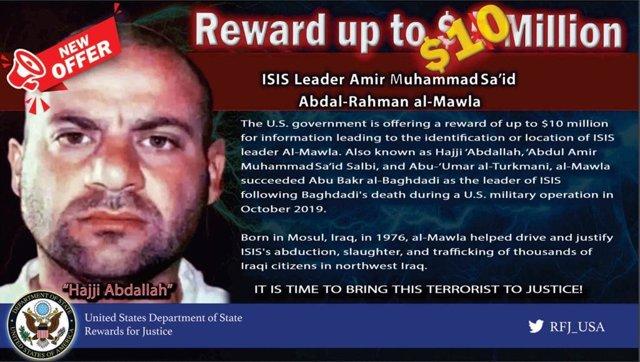 Terrorismo.- De Al Baghdadi a Al Mawla, la amenaza de Estado Islámico persiste u