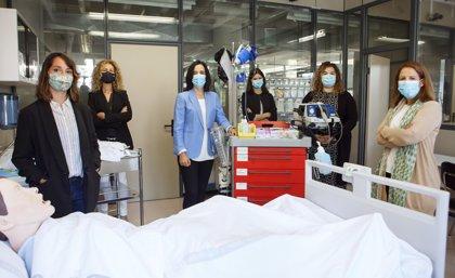 La UPNA participa en el desarrollo de un juego para que enfermeras aprendan a valorar el deterioro cardiorrespiratorio
