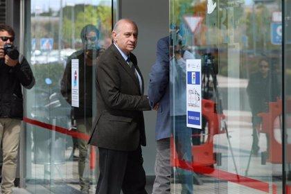 El exministro Jorge Fernández Díaz declara este viernes en la Audiencia Nacional en calidad de imputado por 'Kitchen'