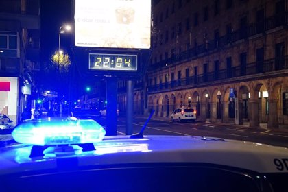 """El toque de queda deja vacías las calles de CyL en una noche """"tranquila"""" con 276 denuncias"""