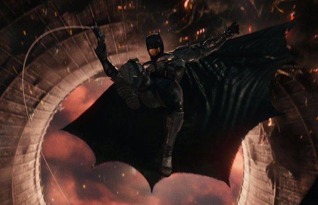 Ben Affleck es Batman en el Universo DC