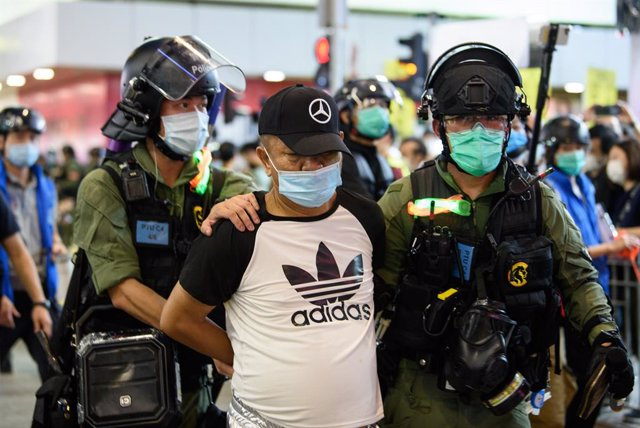 Taiwán.- Miles de personas protestan en Taiwán contra la represión de los diside