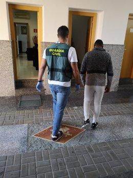 Detención en Novelda de uno de los implicados en el atropello de un joven