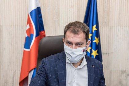 Eslovaquia supera por primera vez los 3.000 contagios en un solo día