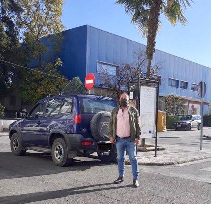 """Vox considera """"insuficiente"""" la propuesta del gobierno municipal sobre el nuevo aparcamiento de Priego"""