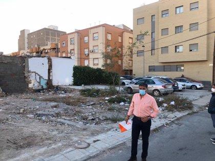 Cs Almería pide revisar la reforma interior del Barrio Alto y pide una oficina para tratar problemas de convivencia