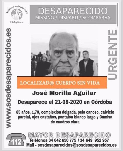 Localizan sin vida al hombre desaparecido en Córdoba capital en agosto