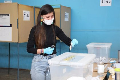 La participación en el plebiscito de este domingo en Chile podría ser la más alta en ocho años