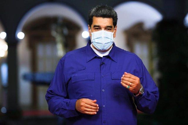 Venezuela.- Maduro reubica al ministro de Interior al frente de Energía Eléctric