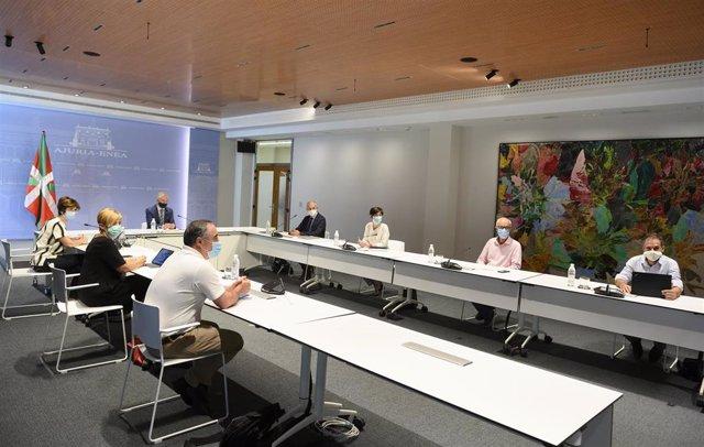 Reunión de la comisión asesora