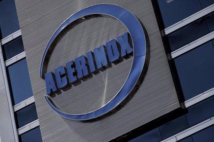 Acerinox gana 31 millones hasta septiembre, un 73% menos